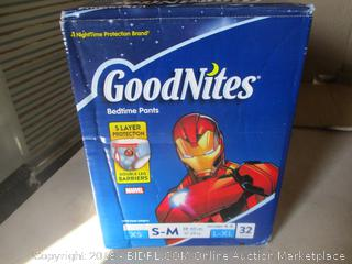 Bedtime Underwear