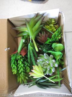 Fake Plant Items