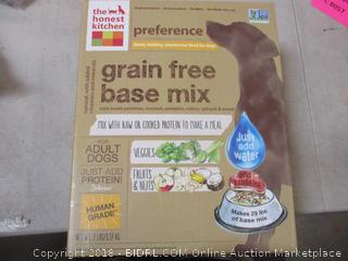 Grain Free Base Mix