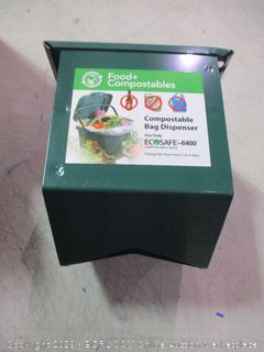 Compostable Bag Dispenser