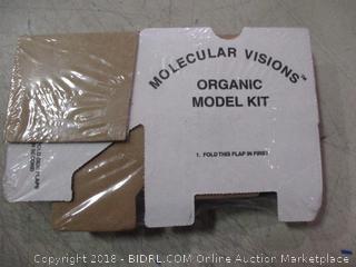 Molecular Visions Organic Model kit