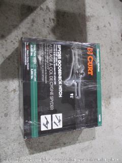CURT 16085 Spyder 5th Wheel Rail Gooseneck Hitch (Retail $169.00)