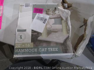 Hammock Cat Tree