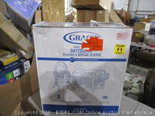 Graco Playard & Bedside Sleeper