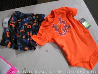2 Piece Infant Wear