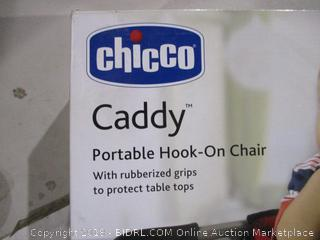 Chicco Caddy Portable Hook On Chair