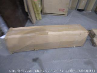 Classic Brand Latex Memory Foam  11 inch Mattress Queen