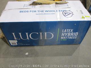 Lucid Hybrid Mattress  10 Inch Twin XL