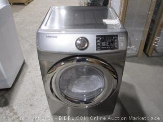 Samsung Clothes Dryer See Pictures