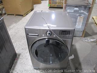 LG Electric Clothes Dryer See Pictures