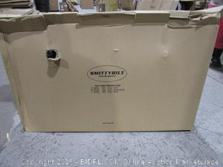 Smittybilt  Fold & Tumble Wrangler '97 Rear Seat