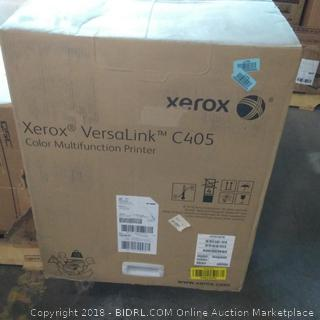 Xerox VersaLink C405 Color Multifunction Printer See Pictures