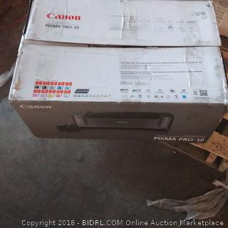 Canon Pixma Pro-10 Inkjet Photo Printer