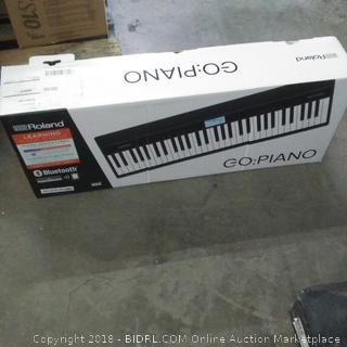 Roland Go:Piano See Pictures