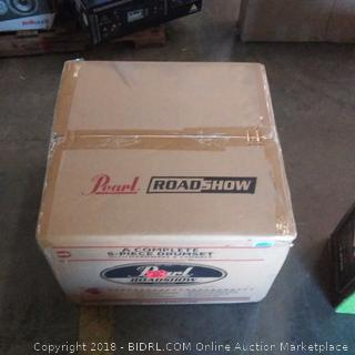 Pearl Roadshow Series Drums Box 1 of 2 See Pictures