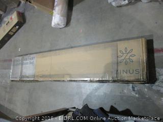 Zinus 14 Inch Quick Lock Smart Platform Bed Queen