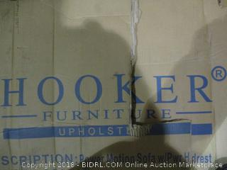Hooker Furniture Power Motion Sofa See Pictures