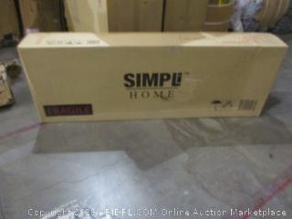 Simpli Home TV Media Stand See Pictures