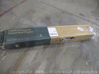 7 Inch Compack Smart Bed Frame King
