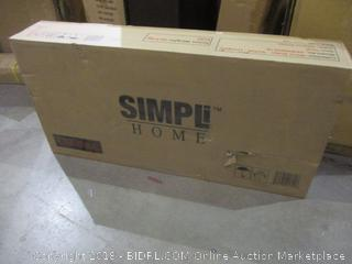 Simpli Home Desk See Pictures