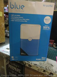 Blue  Air Purifier .