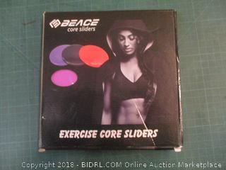Exercise Core Sliders