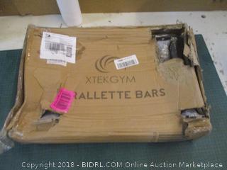 Xtekgym Rallette Bars