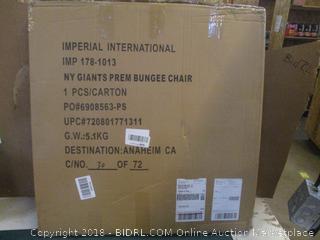 NY Giants Premium Bungee Chair