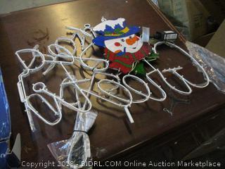 LED Rope Light Decoration