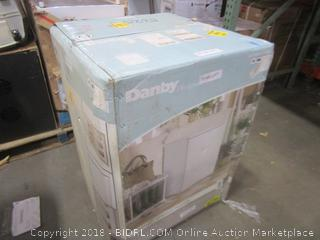 Danby Compact Upright Freezer 4.3 Cu Ft Capacity See Pictures