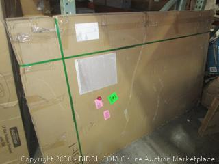 Solid Surface Shower Wall Kit Sealed See Pictures