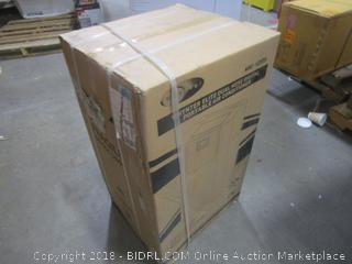 Whynter Elite Dual Hose Digital Portable air Conditioner Sealed, Package Damage See Pictures