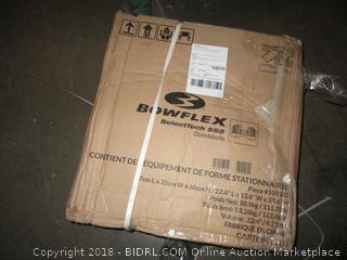 Bowflex Stationary Fitness Equipment