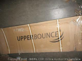 Upperbounce Trampoline  Package Damage / Incomplete Set See Pictures