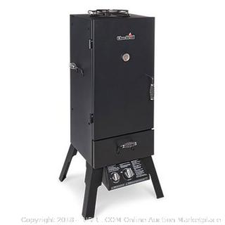 Char-Broil Vertical Liquid Propane Gas Smoker (Retail $150.00)