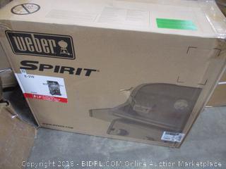 Weber Spirit LP Gas Grill