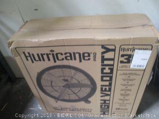 "Hurricane 36"" High Velocity Metal Drum Fan"