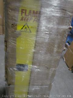 Justrite Sure-Grip EX Storage Cabinet