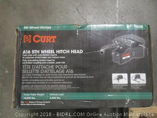 Curt A16 5th Wheel Hitch Head