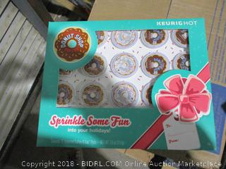Donut Shop Keurig Hot Sprinkle Some Fun Assorted K-Cups
