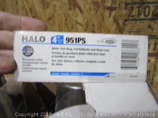 Halo Recessed Trim