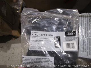 """6"""" Cut-Off Riser"""