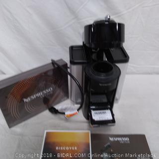 Nespresso Vertuo Coffee and Espresso Machine-NEW