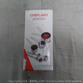 Chefland Measuring Cup and Measuring Spoon Set-NEW