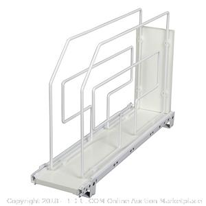 Roll-Out Tray Divider