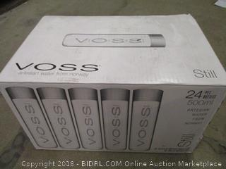 VOSS Artesian Water from Norway