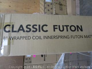 Classic Futon 8' Wrapped Coil Innerspring Mattress - please preview