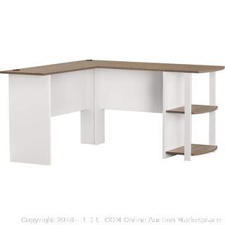 Ameriwood Home Dakota L-Shaped Desk (please preview)