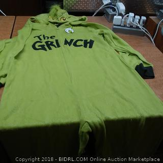 Dr Seuss The Grinch  L/G  11/13