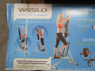 Weslo Stepfit Climber (retail $299)
